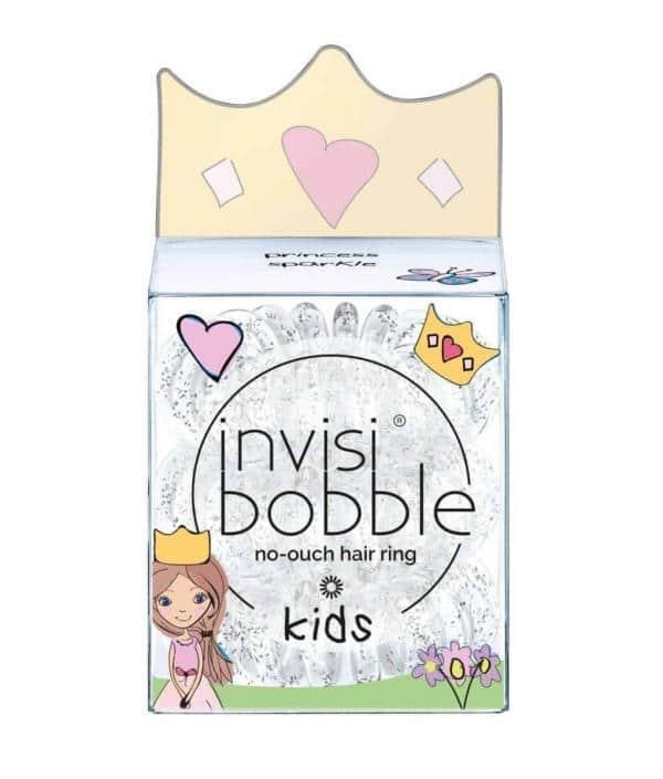 Invisibobble KIDS - Princess sparkle 3 stuks JC Professional