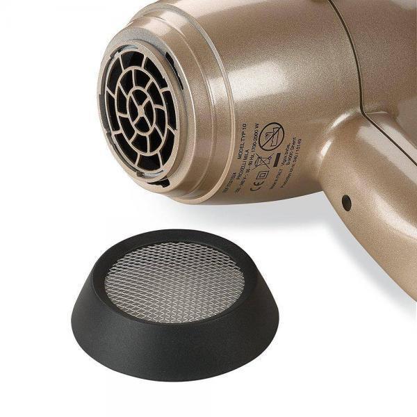 Proxelli - MILA Champagne / Goud - 2000 watt föhn JC Professional