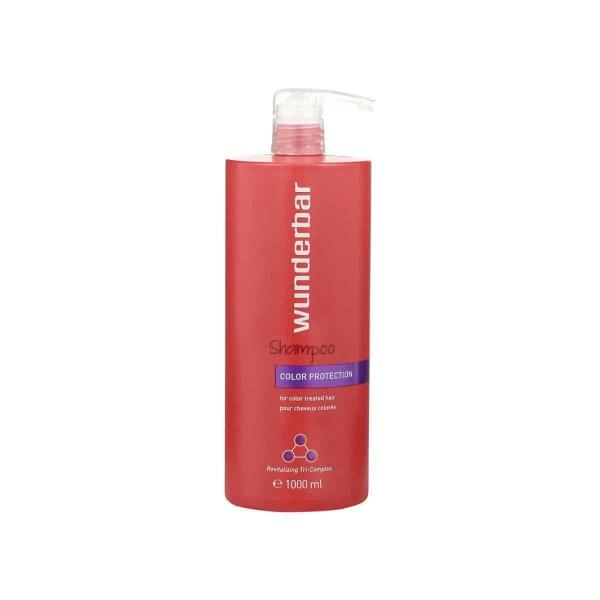 Wunderbar Color Protection shampoo (voor gekleurd haar) JC Professional