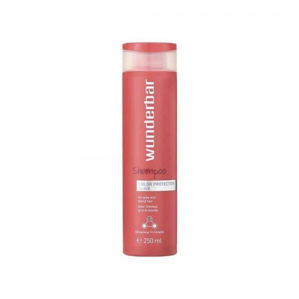 Wunderbar - Color protection - SILVER Conditioner (Grijs/blond haar) JC Professional