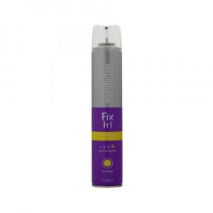 Wunderbar Fix It Spray 4-Extra Strong 500ml JC Professional