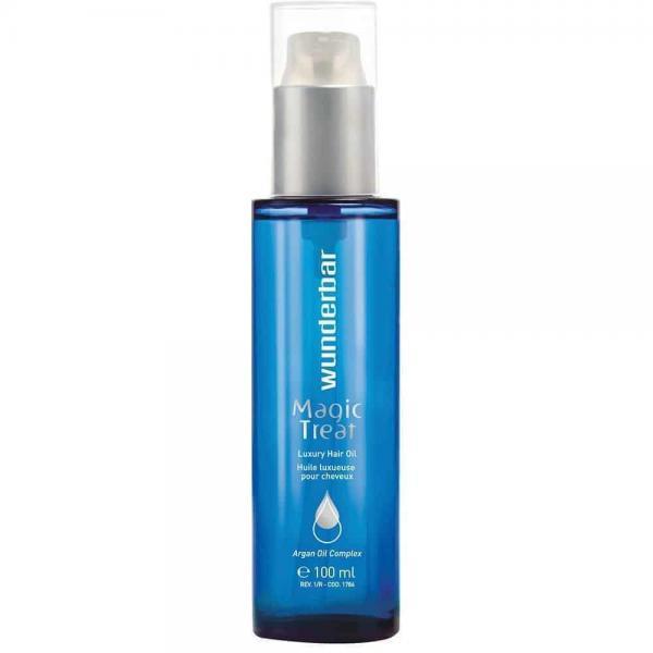 Wunderbar magic treat luxury hair oil olie alle haartypen 100ML JC Professional