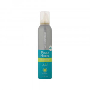 Wunderbar - Power mousse - 3 - strong hold - 250ML Styling foam JC Professional
