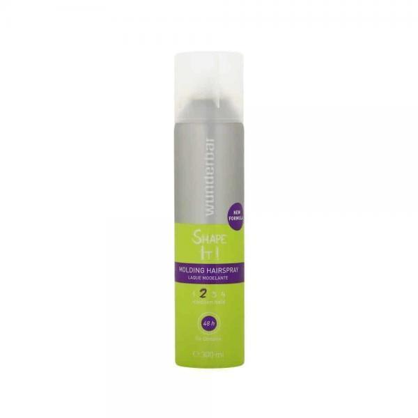 Wunderbar - Shape It - Molding Hairspray - 2 Medium hold 300ml JC Professional
