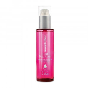 Wunderbar styling hair top coat - antifrizz & heat protect olie 100ML JC Professional