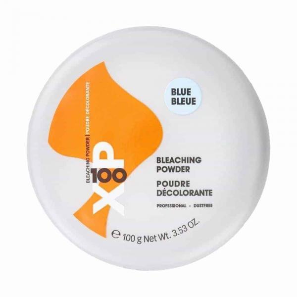 XP100 - Blondeerpoeder - 100 gram * Blauw * JC Professional